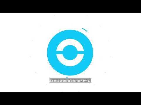 Logitech Sync: Modern Meeting Room Device Management - Español