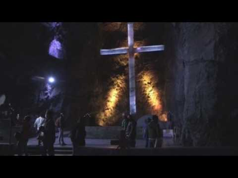 Colombia's Salt Cathedral reopens after 6 months