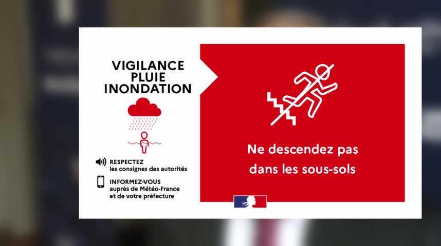 Thumbnail VIGILANCE ROUGE pour le Morbihan