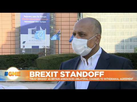 Brexit: Former Conservative MEP implores party not to vote Withdrawal Agreement overriding