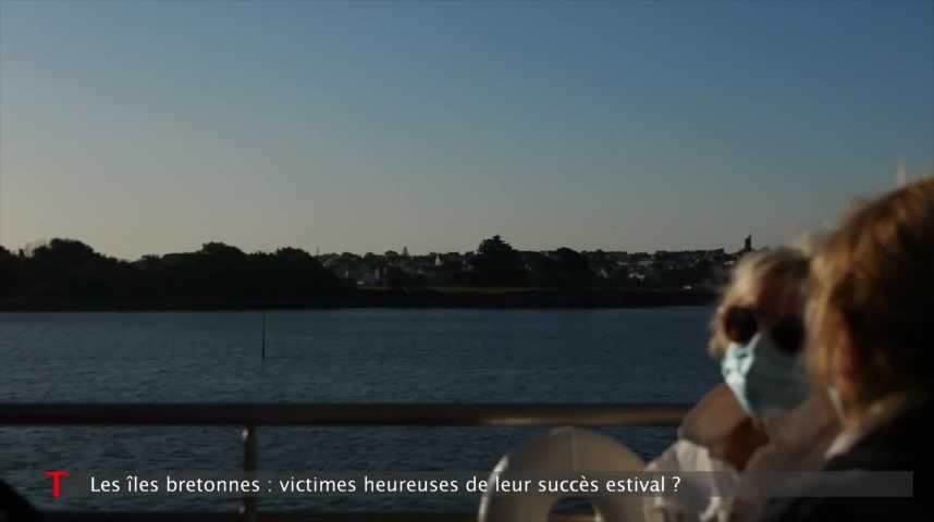 Thumbnail Les îles bretonnes, victimes heureuses de leur succès ?