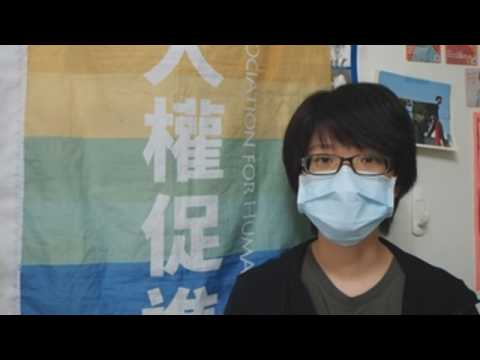 Hong Kong dissidents flee to Taiwan, an alternative to China's security law