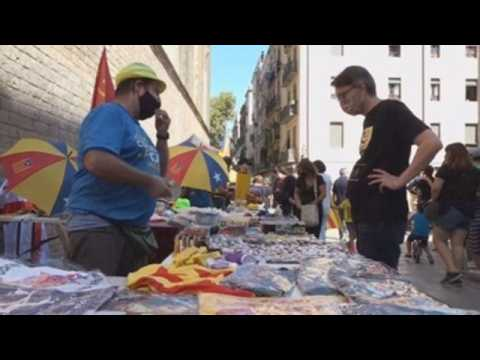 Catalonia celebrates National Day amid pandemic and political uncertainty