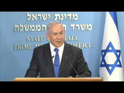 Netanyahu: UAE deal start of 'new era' for Israel and Arab world