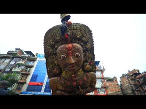Rato Machindranath festival procession suspended due to pandemic