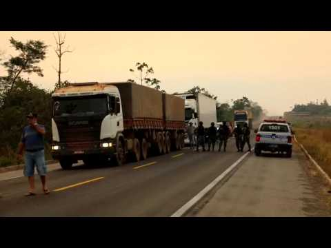 Amazon indigenous people demand medical assistance for COVID-19