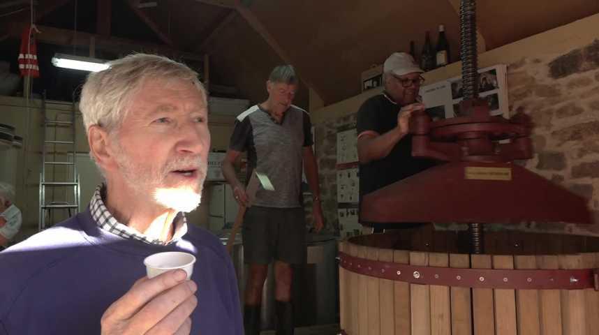 Thumbnail Vin breton : le coteau du Braden en tête de cuvée !