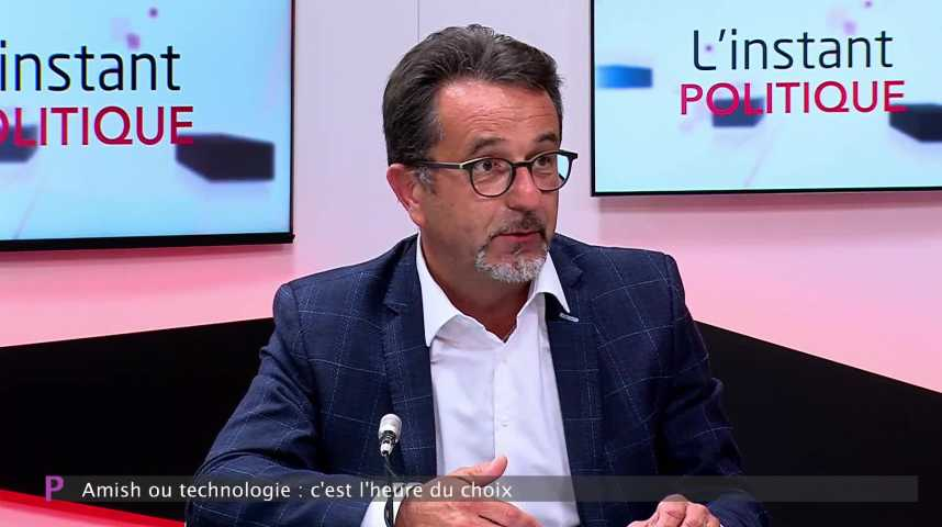 Thumbnail L'instant Politique : Amazon à Briec ?