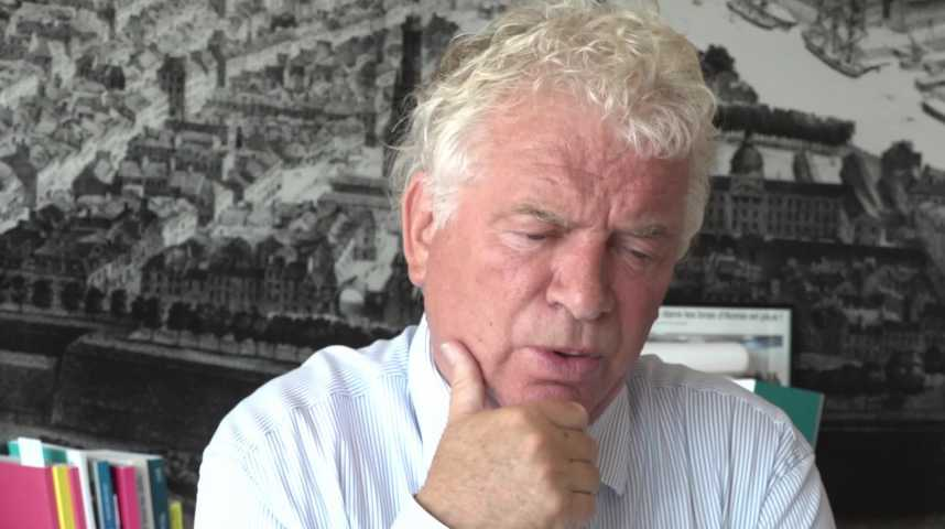 Thumbnail Le maire de Brest se livre