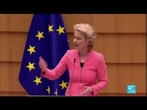 UE 'State of the Union' speech: Von der Leyen proposes new 2030 target to reduce emissions