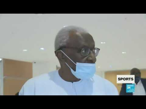 Ex-head of world athletics Diack sentenced to two years in prison for corruption