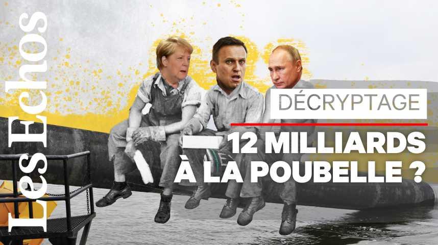 Illustration pour la vidéo Pourquoi l'affaire Navalny peut tuer le gazoduc entre la Russie et l'Allemagne