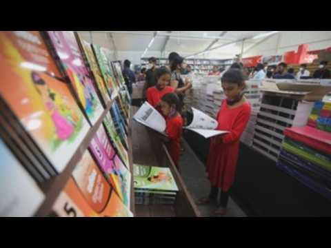 22nd edition of Colombo International Book Fair opens its doors amid pandemic