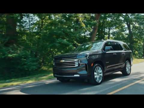 All-New 2021 Chevrolet Tahoe - Summer 2020
