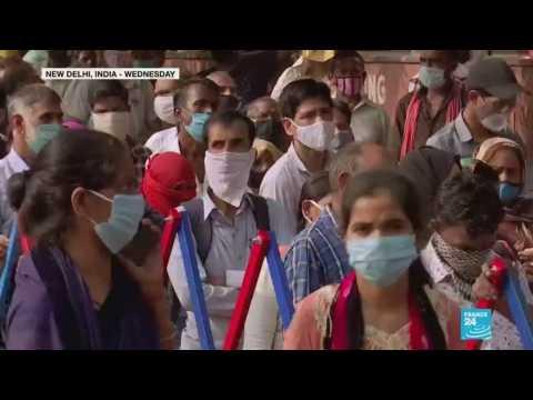 India crosses five million cases of Covid-19