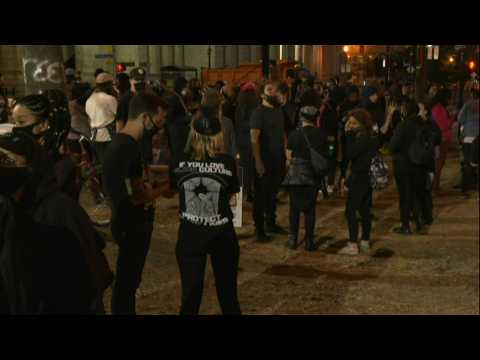 Louisville protesters march second night for Breonna Taylor