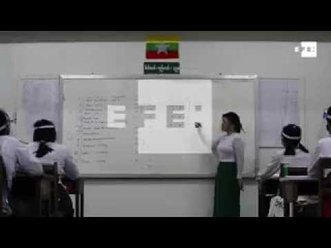 Myanmar begins phased reopening of schools