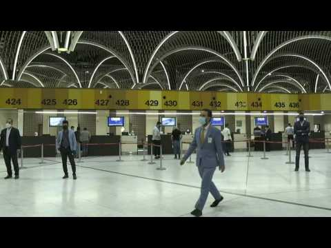 Baghdad reopens airport after months of closure