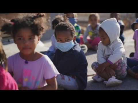 Groundbreakers community in Cape Town celebrates Nelson Mandela International Day