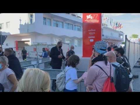 Venice Film Festival opens under strict health measures