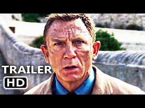 JAMES BOND 007: NO TIME TO DIE Official Trailer 2 (2020)