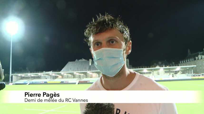 Thumbnail Pierre Pagès (RC Vannes) :