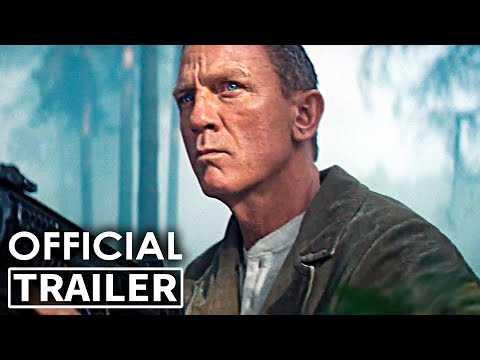 "NO TIME TO DIE ""James Bond is Under Attack"" Trailer (NEW 2020)"