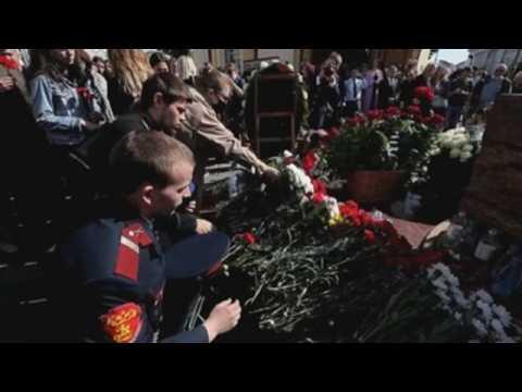Beslan remembers victims of school siege 16 years later