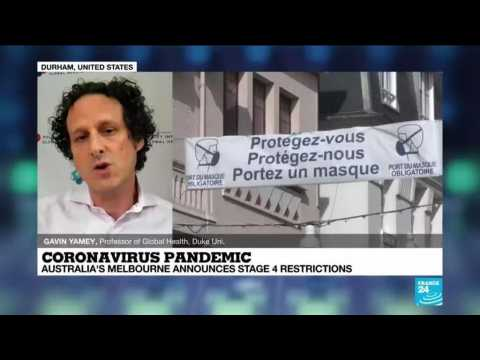 Coronavirus pandemic: more French cities make masks compulsory outdoors