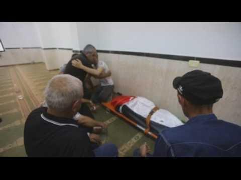 Palestinian women shot dead during Israeli army raid