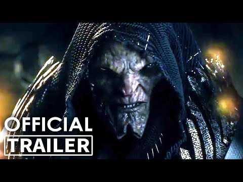 JUSTICE LEAGUE Snyder Cut Trailer (2021)