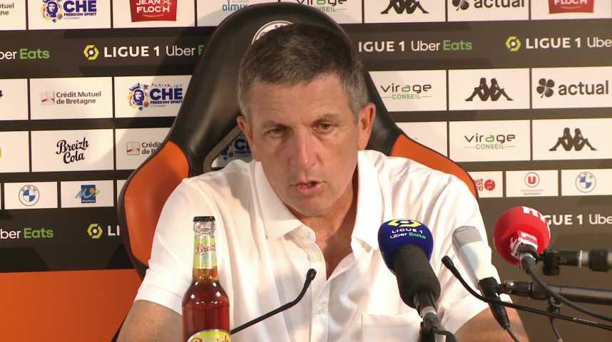 Thumbnail Lorient 3 -1 Strasbourg :