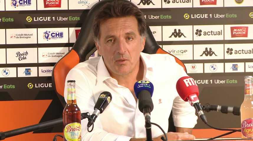 Thumbnail Lorient 3 - 1 Strasbourg :