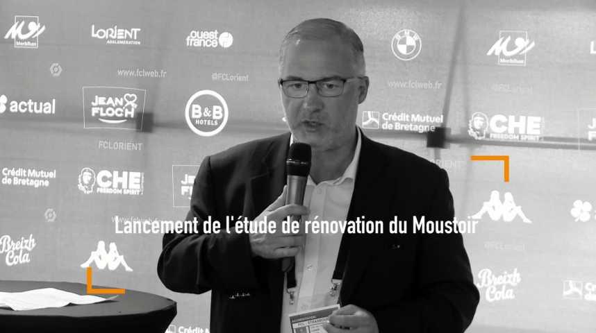 Thumbnail Stade du Moustoir : l'étude de sa rénovation lancée