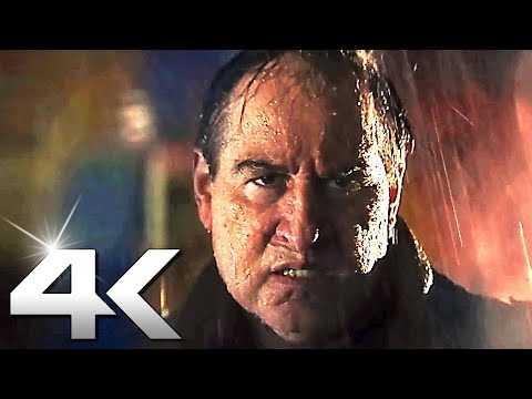 THE BATMAN Trailer (4K Ultra HD) NEW 2021