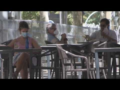 Madrid urges residents to stay at home after uptick in coronavirus cases