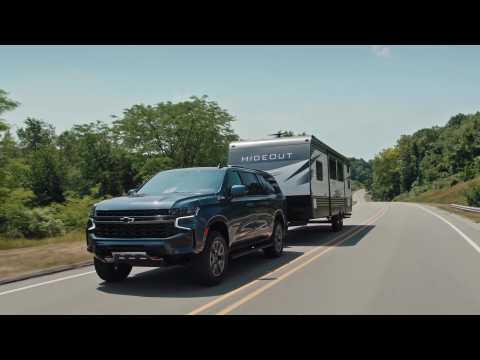 2021 Chevrolet Tahoe and Suburban Walkaround