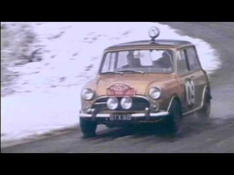 60 Years of MINI - Monte Carlo Rally, 1965