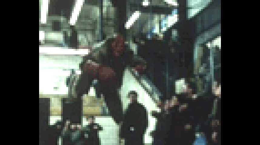 Hellboy - Extrait 13 - VF - (2004)
