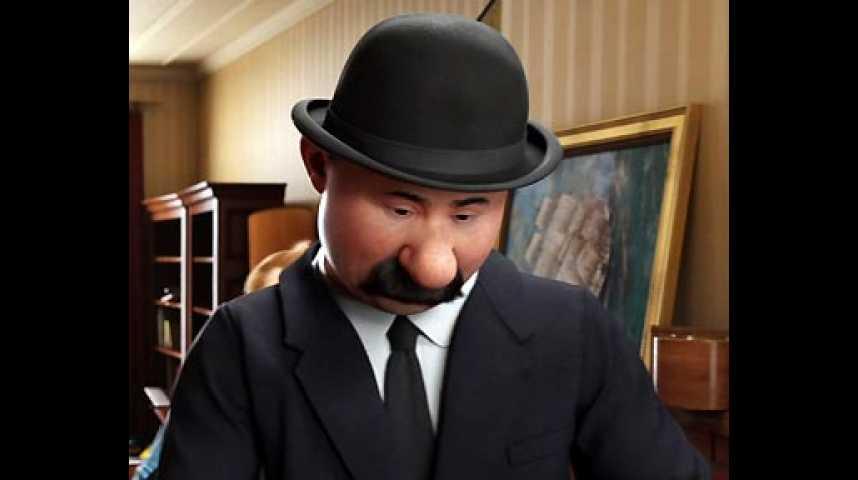 Les Aventures de Tintin : Le Secret de la Licorne - Extrait 21 - VF - (2011)