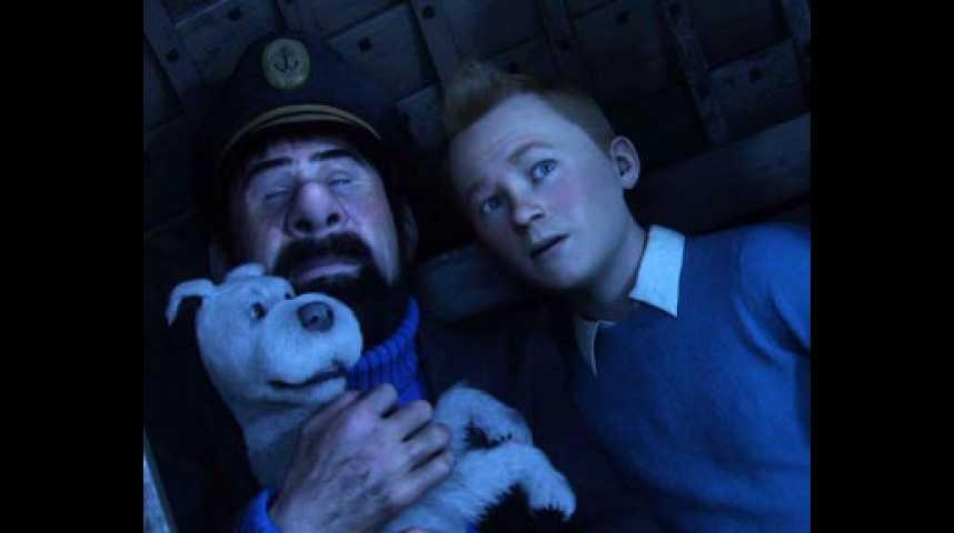 Les Aventures de Tintin : Le Secret de la Licorne - Extrait 28 - VF - (2011)
