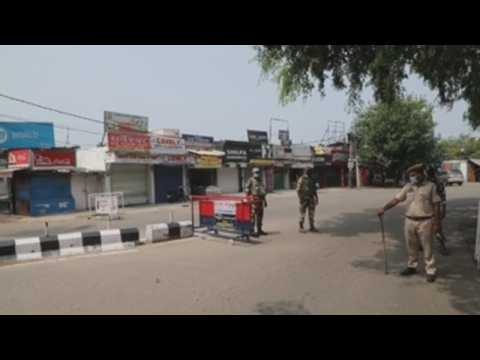 Jammu and Kashmir impose lockdown as coronavirus cases rise