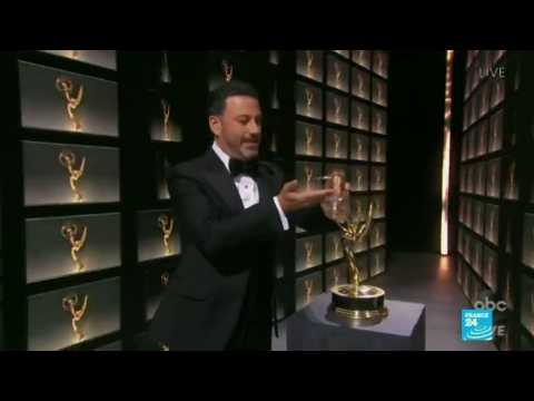 'Welcome to the PandEmmys!': A sweep for 'Schitt's Creek', 'Succession' tops Emmy Awards