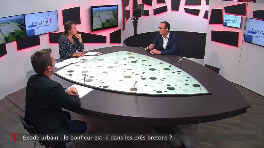 Thumbnail Exode urbain : et si le bonheur était dans les prés bretons ?