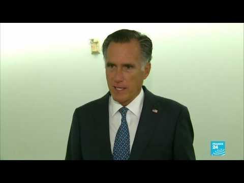 US Supreme Court battle: Romney won't oppose Senate vote on Trump pick