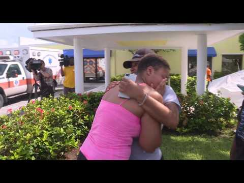 Nassau families wait anxiously for news of loved ones in Abaco