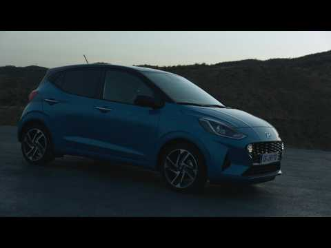 All-new Hyundai i10 Design and Conectivity