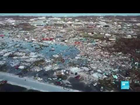Hurricane Dorian: Unprecedented devastation in the Bahamas