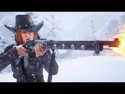 """RED DEAD ONLINE """"Frontier Pursuits"""" Trailer (2019) PS4 / Xbox One"""