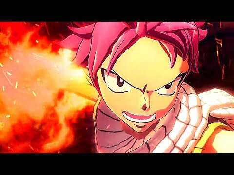 FAIRY TAIL Trailer (2020) PS4 / Switch / PC